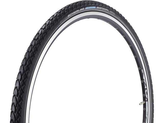 """SCHWALBE Marathon Mondial Tyre Performance 28"""" Lite, wire bead Reflex"""